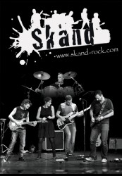Skand - Groupe de Rock'n More